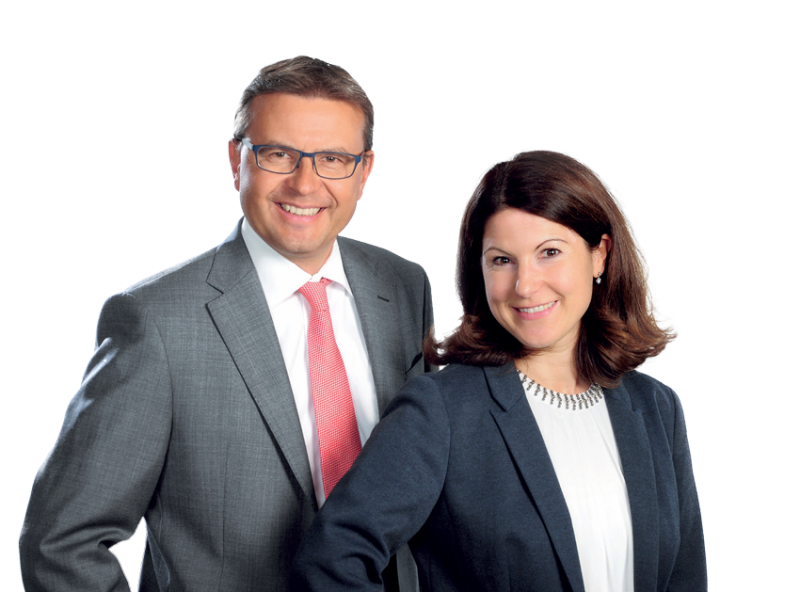 Thomas May und Steffi John – Die Berater